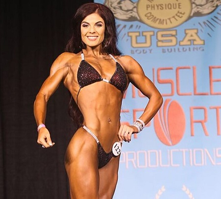 Lauren Rocha, Body Builder